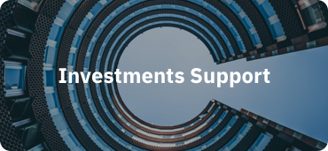 Investments Support